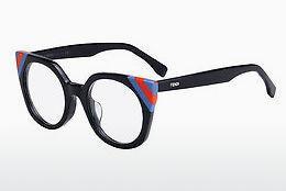 FENDI Fendi Damen Brille » FF 0233«, blau, PJP - blau