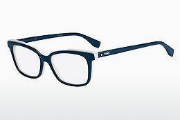 FENDI Fendi Herren Brille » FF 0220«, schwarz, 21C - schwarz