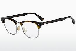 Brille Fendi FF M0006 086 - Havanna