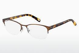 Fossil Herren Brille » FOS 7013«, schwarz, 807 - schwarz