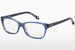 Fossil Damen Brille » FOS 6077«, braun, RWY - braun