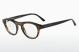 Giorgio Armani Damen Brille » AR5068«, braun, 3011 - braun