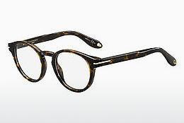 GIVENCHY Givenchy Damen Brille » GV 0052«, rot, C9A - rot