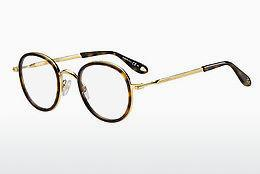 Brille Givenchy GV 0044 J5G - Gold