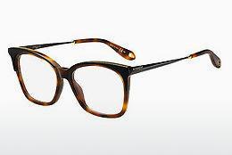 GIVENCHY Givenchy Brille » GV 0045«, braun, SX7 - braun