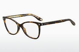 GIVENCHY Givenchy Damen Brille » GV 0040«, grau, KB7 - grau