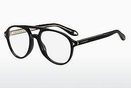 GIVENCHY Givenchy Damen Brille » GV 0062«, schwarz, 7C5 - schwarz