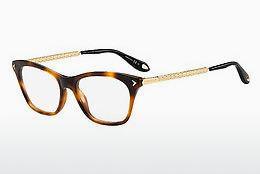 GIVENCHY Givenchy Damen Brille » GV 0009«, schwarz, QON - schwarz