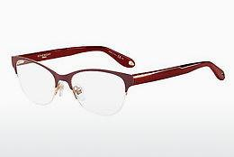 Brille Givenchy GV 0082 0Z3 - Rot