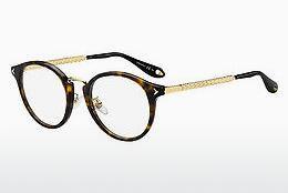 GIVENCHY Givenchy Herren Brille » GV 0078«, braun, 086 - braun