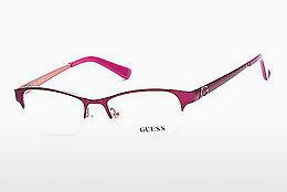 Brille Guess GU2567 083 - Purpur