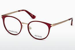 Brille Guess GU2639 069 - Burgund, Bordeaux, Shiny
