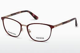 Brille Guess GU2659 070 - Burgund, Bordeaux, Matt