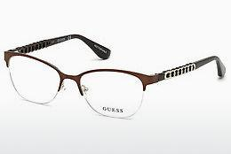 Brille Guess GU2662-S 049 - Braun, Dark, Matt