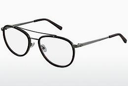Brille JB by Jerome Boateng Munich (JBF103 2) - Grau, Havanna
