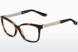 Brille Jimmy Choo JC105 INN - Schwarz, Braun, Havanna