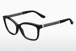 Brille Jimmy Choo JC105 P9X - Schwarz