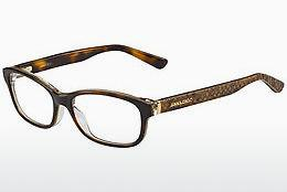 Brille Jimmy Choo JC121 VTH - Braun, Havanna