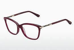 Brille Jimmy Choo JC133 J5N - Rot