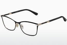 Brille Jimmy Choo JC134 J6H - Schwarz, Gold