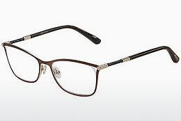Brille Jimmy Choo JC134 J6L - Braun, Gold