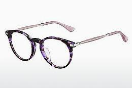 Brille Jimmy Choo JC152 1LP - Purpur, Braun, Havanna