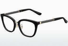Brille Jimmy Choo JC165 FA3 - Schwarz