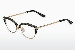 Brille Jimmy Choo JC169 PSW - Gold, Schwarz