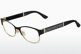 Brille Jimmy Choo JC180 17J - Schwarz, Gold