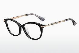 Brille Jimmy Choo JC186/F 06K - Schwarz, Gold, Rosa