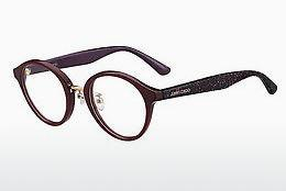 Brille Jimmy Choo JC197/F MXW - Rot