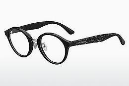 Brille Jimmy Choo JC197/F NS8 - Schwarz