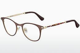 Brille Jimmy Choo JC208 AQU - Braun