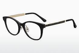 Brille Jimmy Choo JC209/F 807 - Schwarz