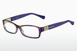 Brille Jimmy Choo JC41 ECW - Purpur, Braun, Havanna