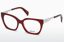 Brille Just Cavalli JC0796 066 - Rot, Shiny