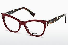 Brille Just Cavalli JC0807 069 - Burgund, Bordeaux, Shiny