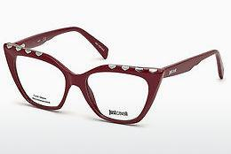 Brille Just Cavalli JC0811 069 - Burgund, Bordeaux, Shiny