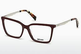 Brille Just Cavalli JC0813 069 - Burgund, Bordeaux, Shiny