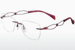 Brille LineArt XL2104 RE - Rot
