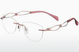 Brille LineArt XL2105 RG - Gold