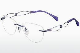 Brille LineArt XL2105 VO - Purpur