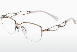 Brille LineArt XL2106 GP - Gold