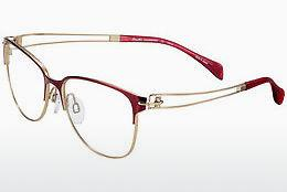 Brille LineArt XL2113 BU - Rot