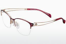 Brille LineArt XL2114 BU - Rot