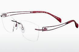 Brille LineArt XL2117 BU - Rot