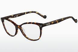 Liu Jo Damen Brille » LJ2605«, grün, 317 - grün