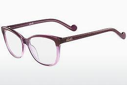 Brille Liu Jo LJ2639 513 - Purpur, Gold