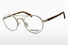Brille Mango MNG1706 12 - Gold