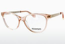 Brille Mango MNG1772 50 - Rosa